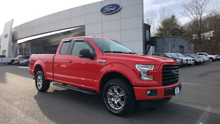 Used 2017 Ford F-150 4WD SuperCab Box Truck SuperCab Styleside in Danbury, CT