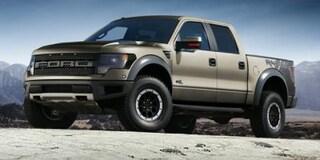 Used 2014 Ford F-150 SVT Raptor Truck SuperCrew Cab in Danbury, CT