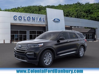2021 Ford Explorer Limited SUV in Danbury, CT