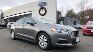 Bargain Used 2013 Ford Fusion S Sedan in Danbury, CT