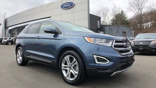 Certified Used 2018 Ford Edge Titanium SUV in Danbury, CT