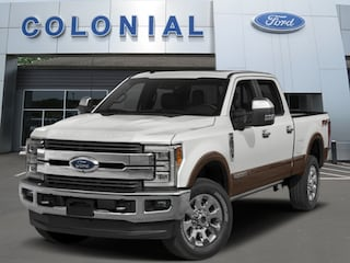 New 2019 Ford Superduty F-250 Lariat Truck in Danbury, CT