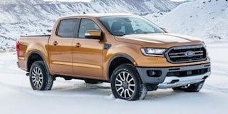 New 2019 Ford Ranger Truck SuperCrew in Danbury, CT