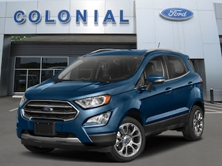 New 2019 Ford EcoSport SE Crossover in Danbury, CT