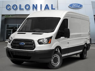 New 2018 Ford Transit 150 MR Base w/Sliding Pass-Side Cargo Door Truck in Danbury, CT