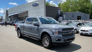 Used 2019 Ford F-150 4WD SuperCrew Box Truck SuperCrew Cab in Danbury, CT