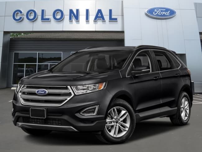 New 2018 Ford Edge SEL Crossover in Danbury