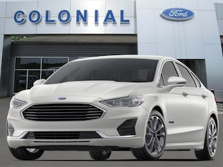 New 2019 Ford Fusion Hybrid SEL Sedan in Danbury, CT