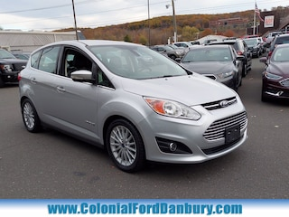 Used 2015 Ford C-Max Hybrid SEL Hatchback in Danbury, CT