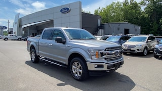 Used 2020 Ford F-150 4WD SuperCrew Box Truck SuperCrew Cab in Danbury, CT