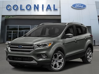 New 2018 Ford Escape Titanium SUV in Danbury, CT