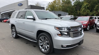 Bargain Used 2016 Chevrolet Tahoe LTZ SUV in Danbury, CT