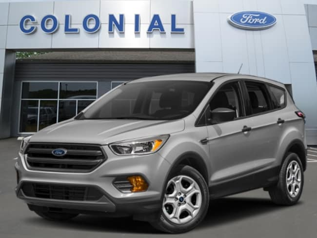 Colonial Ford Danbury Ct >> New New 2019 Ford Escape For Sale In Danbury Ct Stock K1321