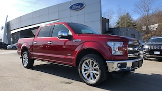 Used 2016 Ford F-150 4WD SuperCrew Truck SuperCrew Cab in Danbury, CT