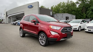Certified Used 2019 Ford EcoSport Titanium SUV in Danbury, CT