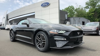 Used 2018 Ford Mustang EcoBoost Convertible Convertible in Danbury, CT