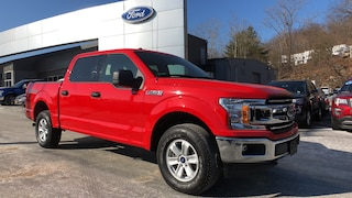 Used 2018 Ford F-150 4WD SuperCrew Box Truck SuperCrew Cab in Danbury, CT