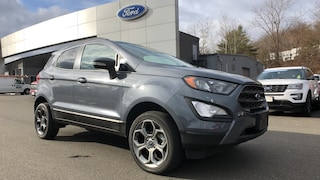 Certified Used 2018 Ford EcoSport SES SUV in Danbury, CT