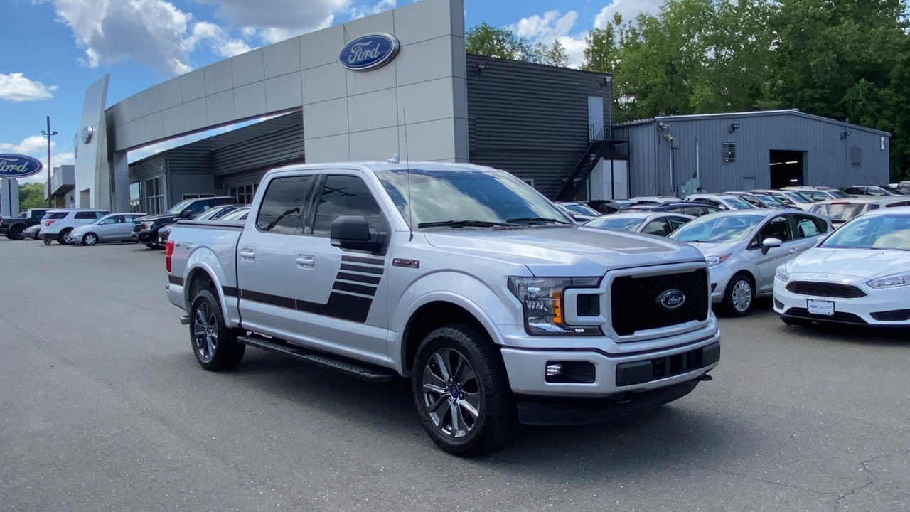 Colonial Ford Danbury Ct >> 2020 Ford F-150 For Sale in Danbury CT | Colonial Ford