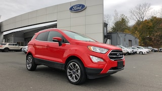 Used 2019 Ford EcoSport Titanium SUV in Danbury, CT