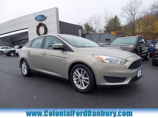 Bargain Used 2015 Ford Focus SE Sedan in Danbury, CT