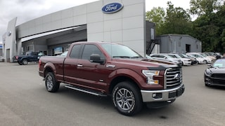Used 2015 Ford F-150 4WD SuperCab 145 Truck SuperCab Styleside in Danbury, CT