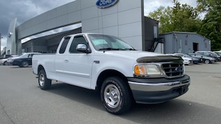 Bargain Used 2000 Ford F-150 XLT Truck Super Cab in Danbury, CT