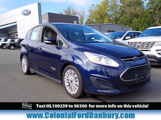 Certified Used 2017 Ford C-Max Energi SE Hatchback in Danbury, CT