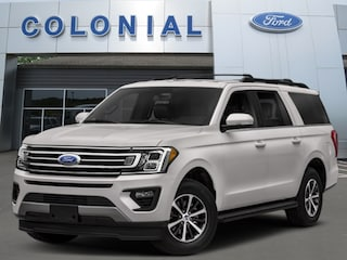 New 2019 Ford Expedition Max Platinum SUV in Danbury, CT