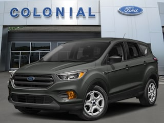New 2019 Ford Escape SE SUV in Danbury, CT