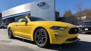 Used 2018 Ford Mustang EcoBoost Convertible in Danbury, CT