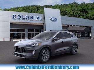 New 2020 Ford Escape Hybrid Titanium SUV in Danbury, CT