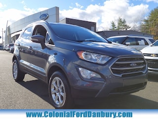 Used 2020 Ford EcoSport SE SUV in Danbury, CT