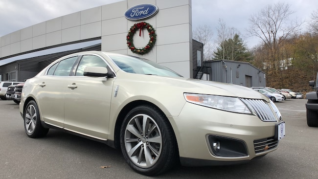 Used 2010 Used Lincoln Mks For Sale In Danbury Ct Stock J1440a