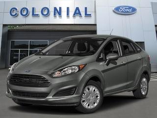 New 2019 Ford Fiesta SE Sedan in Danbury, CT
