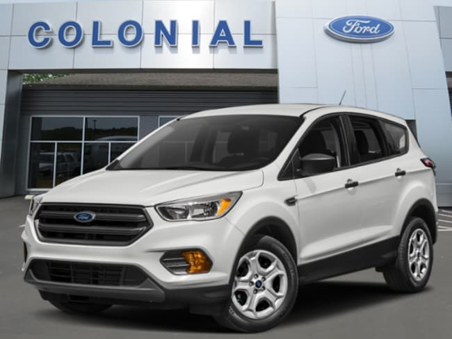 Colonial Ford Danbury Ct >> New New 2019 Ford Escape For Sale In Danbury Ct Stock K1058