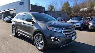 Certified Used 2017 Ford Edge SEL SUV in Danbury, CT