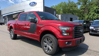 Used 2016 Ford F-150 4WD SuperCrew 145 Truck SuperCrew Cab in Danbury, CT