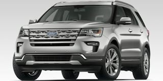 New 2019 Ford Explorer Limited SUV in Danbury, CT