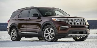 2020 Ford Explorer Limited SUV in Danbury, CT