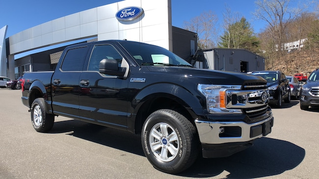Colonial Ford Danbury Ct >> 2018 Certified Ford F 150 For Sale In Danbury Ct Stock 17159