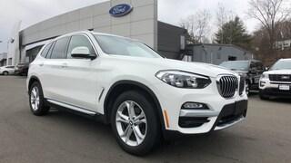 Bargain Used 2019 BMW X3 xDrive30i SAV in Danbury, CT