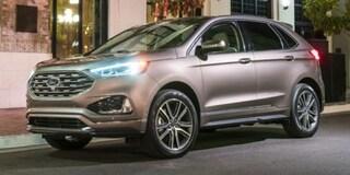 New 2019 Ford Edge SEL SUV in Danbury, CT