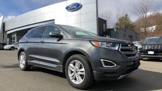 Certified Used 2016 Ford Edge SEL SUV in Danbury, CT