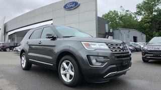 New 2017 Ford Explorer XLT SUV in Danbury, CT