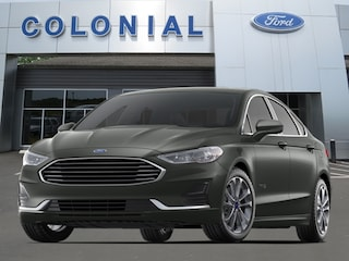 New 2019 Ford Fusion Hybrid SE Sedan in Danbury, CT