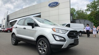 Used 2018 Ford EcoSport S SUV in Danbury, CT