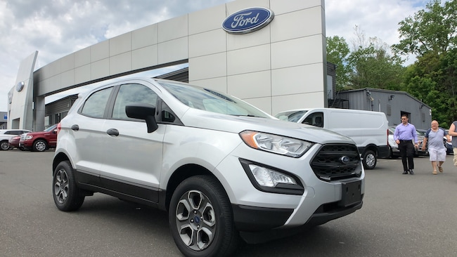 Colonial Ford Danbury Ct >> 2018 Certified Ford Ecosport For Sale In Danbury Ct Stock 17226