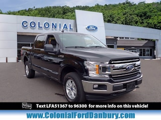 Used 2020 Ford F-150 XLT Truck SuperCrew Cab in Danbury, CT
