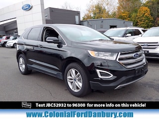 Certified Used 2018 Ford Edge SEL SUV in Danbury, CT